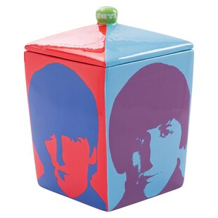 The Beatles Cookie Jar
