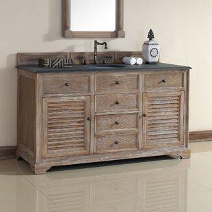 Find the perfect Osmond 60 Single Bathroom Vanity Base Only ByGreyleigh