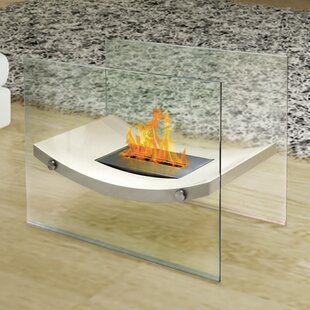 Anywhere Fireplace Broadway Glass Bio-Eth..