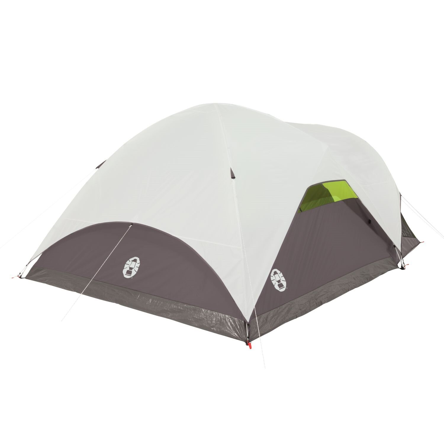 Coleman Steel Creek Fast Pitch Dome 6 Person Tent with Screen Room u0026 Reviews | Wayfair  sc 1 st  Wayfair & Coleman Steel Creek Fast Pitch Dome 6 Person Tent with Screen Room ...