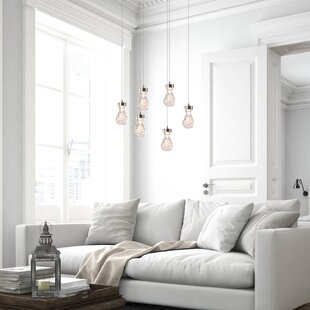 Atoka 6-Light LED Cluster ..