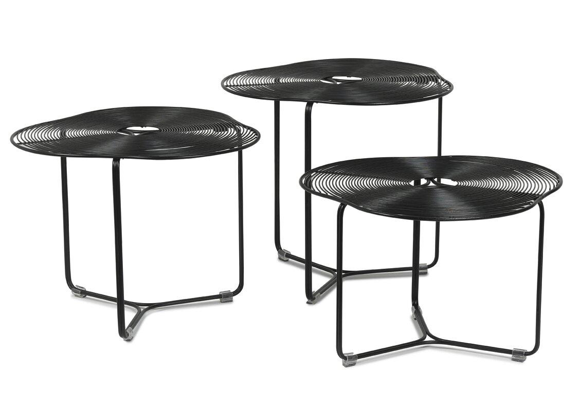Schema A Cote 3 Piece Coffee Table Set