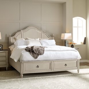 Bruyere Storage Platform Bed by Lark Manor