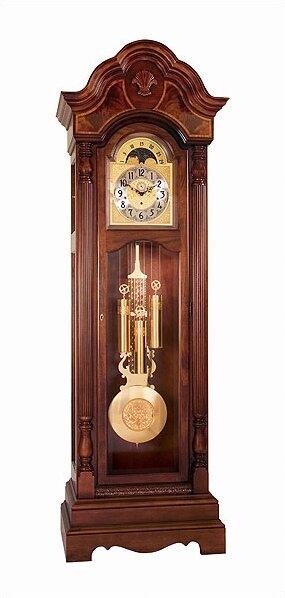 Ridgeway Traditional Belmont Grandfather Clock Wayfair