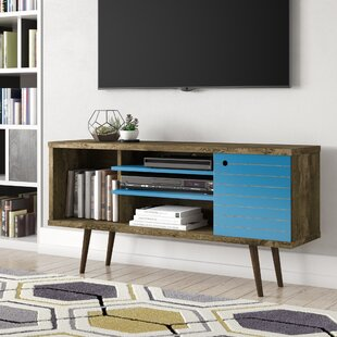 Allegra TV Stand for TVs up to 50'' by Turn on the Brights