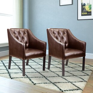 Booth Armchair (Set of 2)