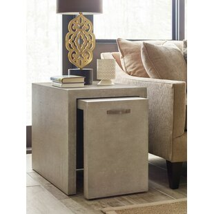 Great Price Aalborg 2 Piece Nesting Tables by Brayden Studio
