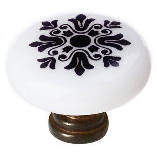 New Vintage Mushroom Knob