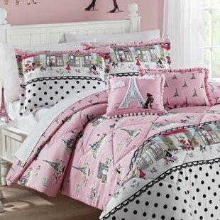 Ooh La La Reversible Comforter Set