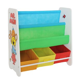 Janell 60cm Book Display By Zoomie Kids