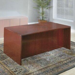 Latitude Run Jusino 8-Piece U-Shape Desk Office Suite