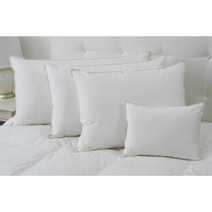 Alwyn Home Giltner Luxurious Goose Pillow (Set of 2)