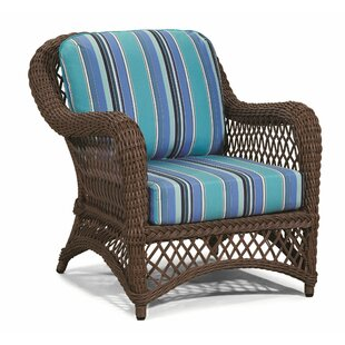 Charleston Lounge Chair with Cushion