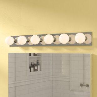 Naber 6-Light Bath Bar by ..