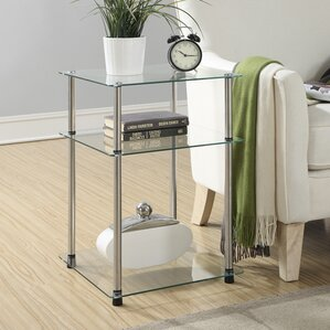 Tiana End Table by Zipcode Design