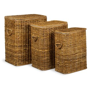 3 Piece Laundry Set By Bay Isle Home