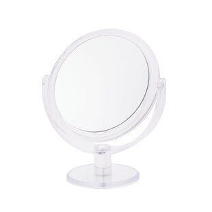 Danielle Creations Soft Touch Round Mirror