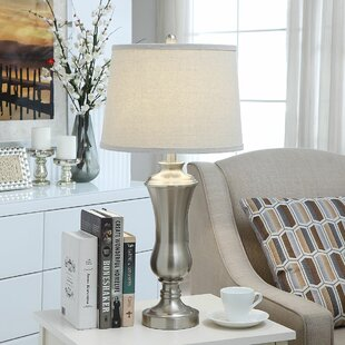 Price comparison Calumet 28 Table Lamp By Charlton Home