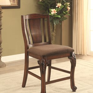 Dominey Traditional Dining Chair (Set of 2) by Astoria Grand
