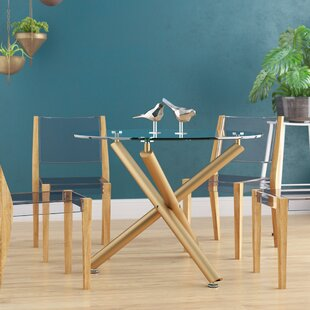 Glynis Dining Table Wrought Studio
