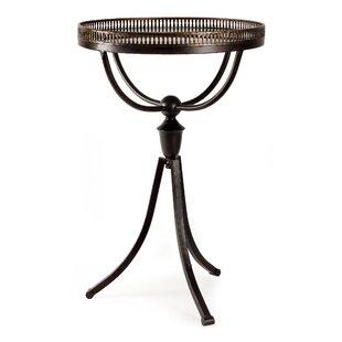 Abigale End Table by Fleur De Lis Living