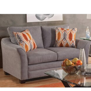 Price comparison Searfoss Loveseat by Latitude Run Reviews (2019) & Buyer's Guide