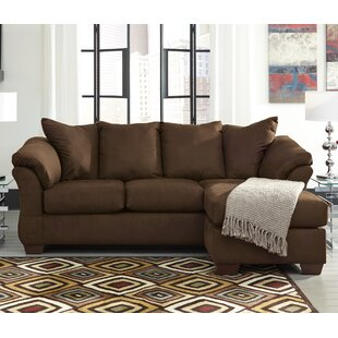 Delightful Brown Sectionals