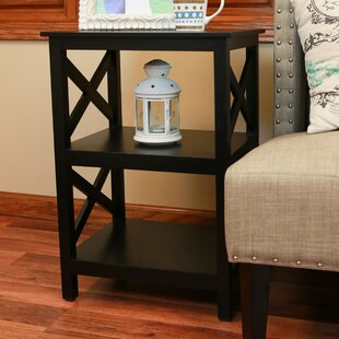 Minnick End Table with Storage by Winston Porter