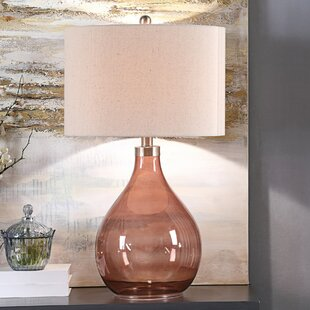 Barrentine Glazed 30.5 Table Lamp