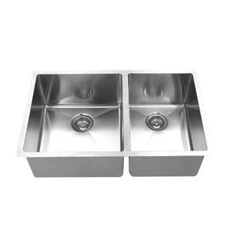 Kraus Standart Pro 26 L X 18 W Undermount Kitchen Sink Reviews Wayfair