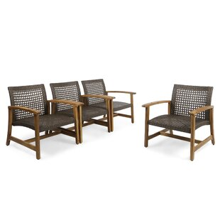 Allenvale Patio Chair (Set of 4)