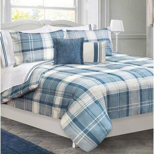 Highland Polyester Comforter Set