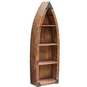 Carpenter Wood Canoe 3 Shelf 71