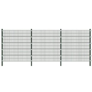 Fitts 20' X 7' (6m X 2m) Closeboard Fence Panel By Sol 72 Outdoor