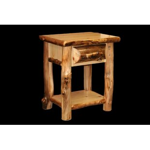 Millwood Pines Amias 1 Drawer Nightstand