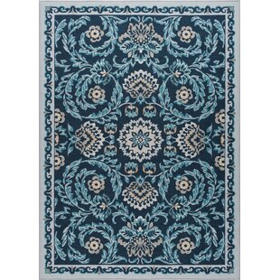 Masonville 3 Piece Navy Area Rug by Alcott Hill