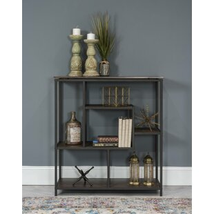 Alcala Etagere Bookcase by Williston Forge
