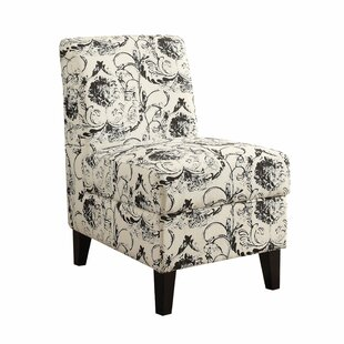 Vidalia Slipper Chair by Ophelia & Co.