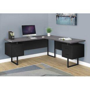 Maire Reversible L-Shape Credenza desk