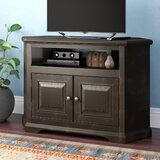 Wentzel Corner TV Stand for TVs up to 40 by Red Barrel Studio®