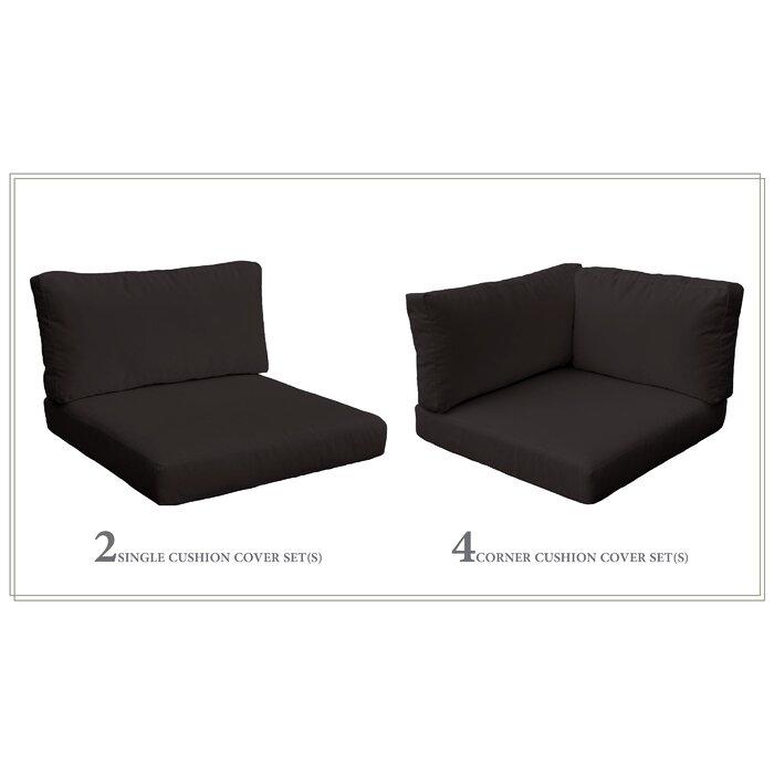 Fine Monterey Outdoor 16 Piece Lounge Chair Cushion Set Ibusinesslaw Wood Chair Design Ideas Ibusinesslaworg