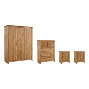 Throop 4 Piece Bedroom Set By ClassicLiving