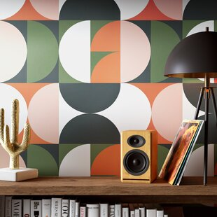 Modern Self Adhesive Wallpaper Allmodern