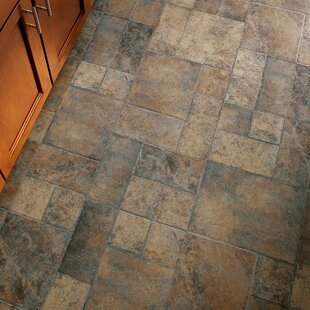 Stones And Ceramics 15 94 X 47 75 8 3mm Tile Laminate Flooring In Weathered Way Roman Grey