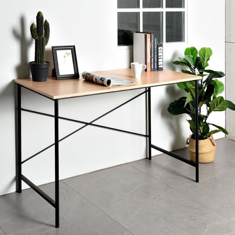 17 Stories Lanett Desk Reviews Wayfair Co Uk