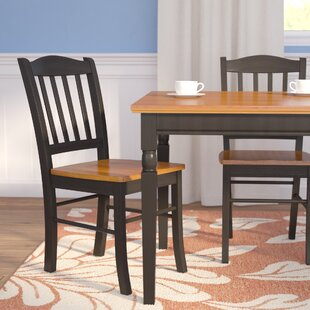 Weldy Dining Chairs (Set Of 2) by Red Barrel Studio #1
