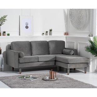 Bitsy Reversible Corner Sofa By 17 Stories