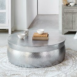 Kasbah Hammered Coffee Table