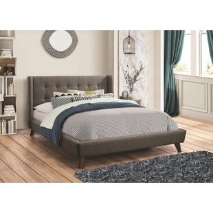 George Oliver Ballesteros Upholstered Platform Bed (Set of 2)