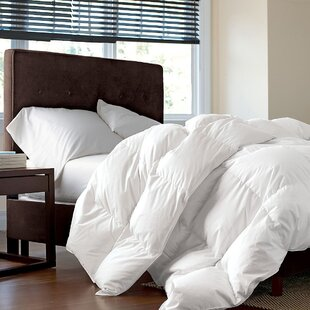 Microfiber Extra Filled Heavyweight Down Alternative Duvet Insert
